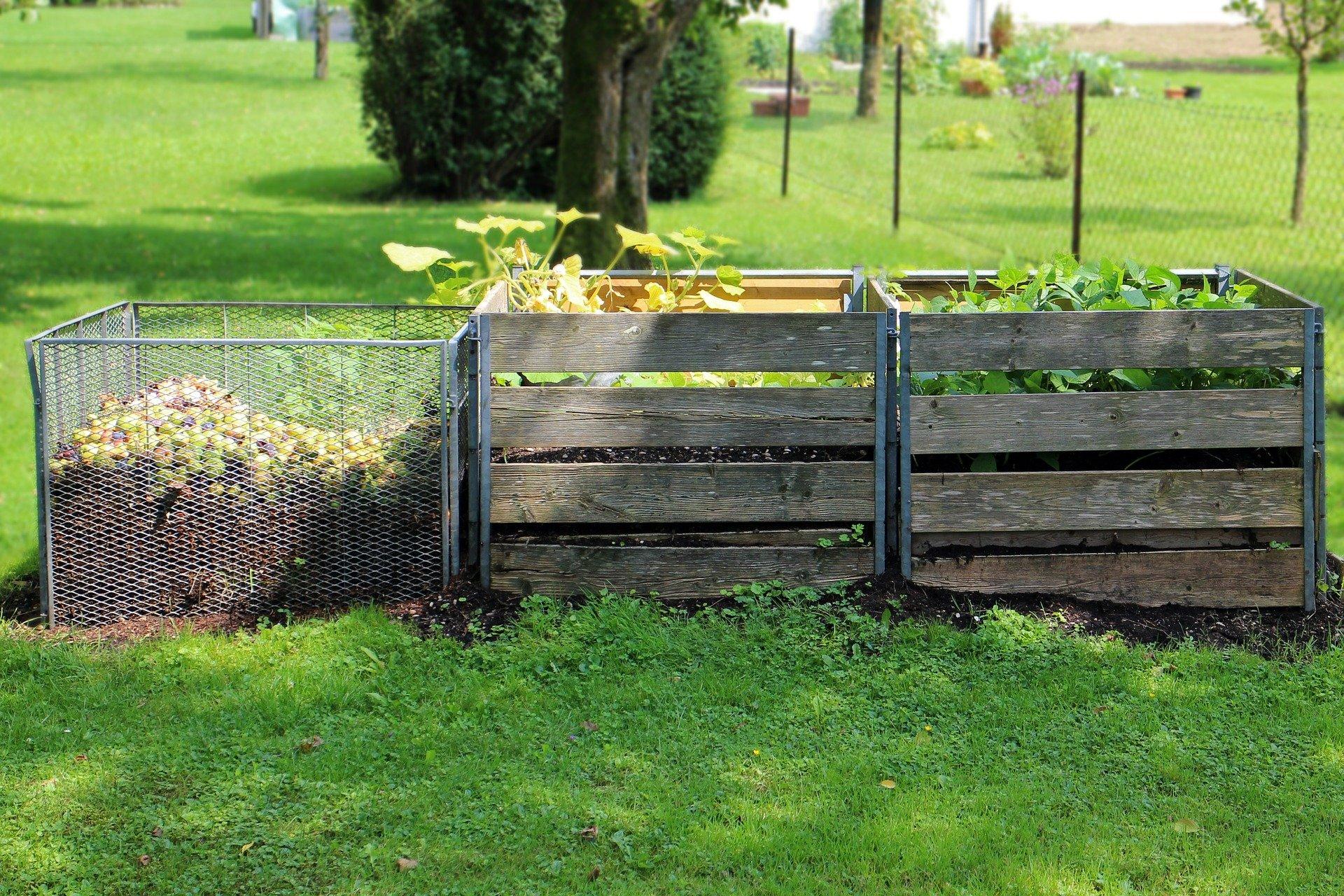 Difficulté à déployer des systèmes de compost