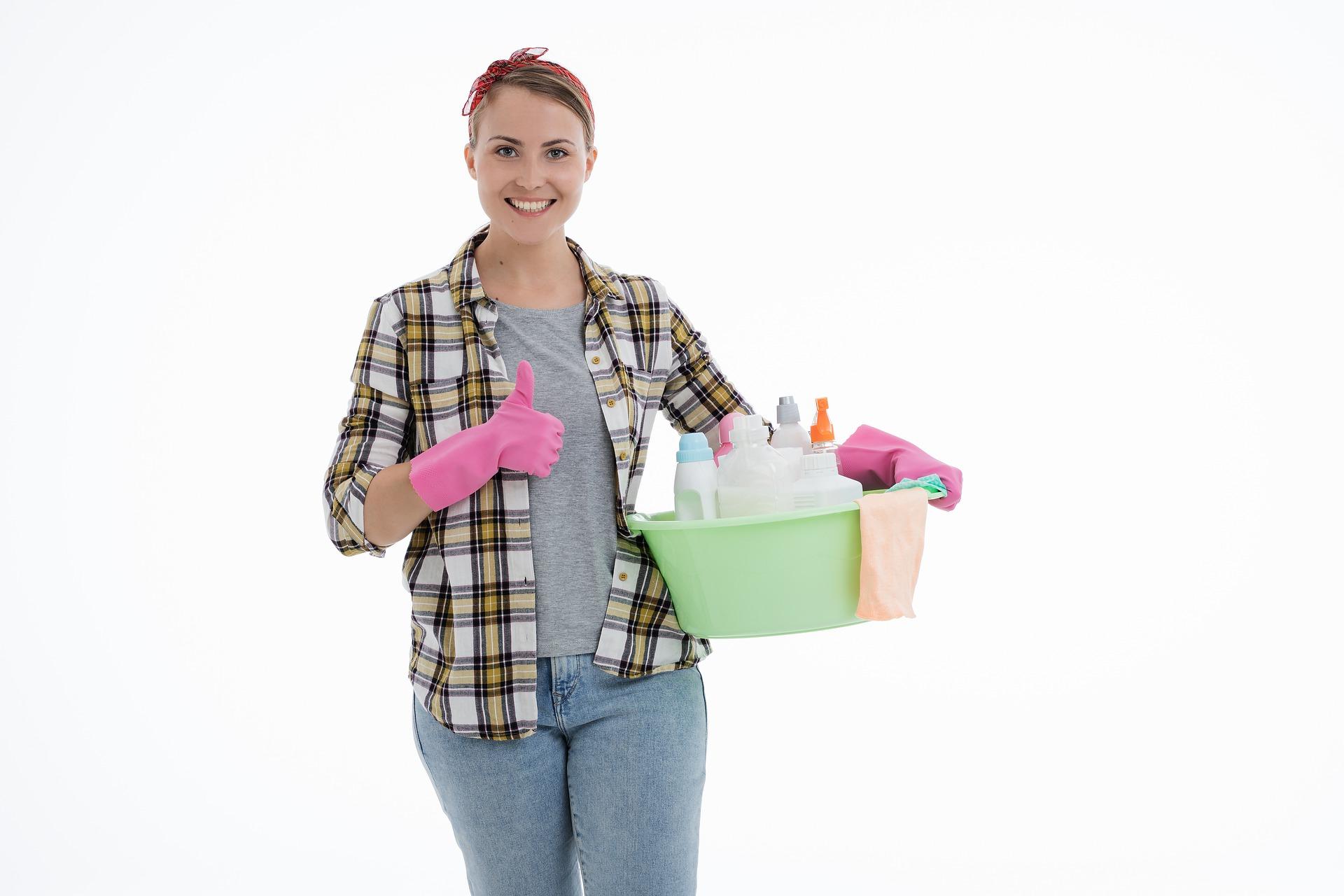 Faire des produits ménagers éco-responsables demande du temps